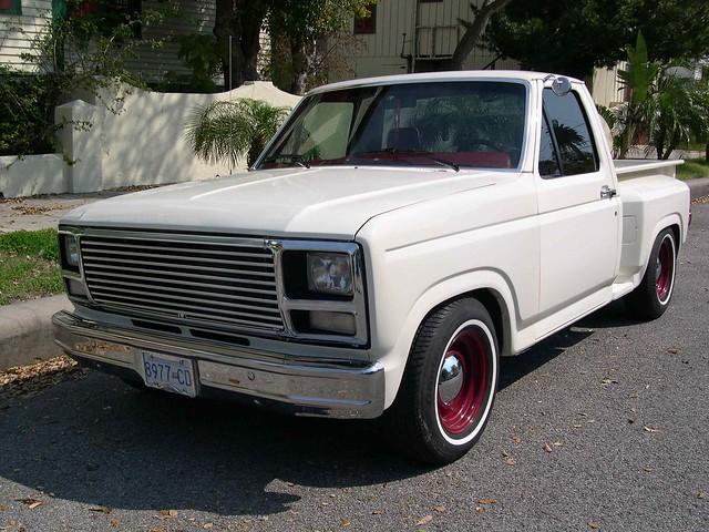 galveston hot ford truck pickup f100 hotrod rod ernie kustom mosteller erniemosteller