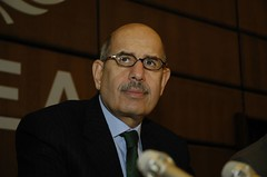 IAEA Director General Mohammad El-Baradei