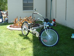 Lowrider Bike (bigfuzzyjesus) Tags: bike lowrider lowriderbike backtothe50s