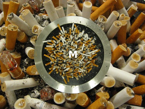ashtray outmodel