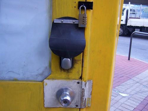 Lock, lock, lock