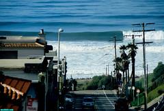 Porto1394 (mcshots) Tags: ocean california winter usa streets water surf waves neighborhood socal mcshots southbay swells elporto hilltopview