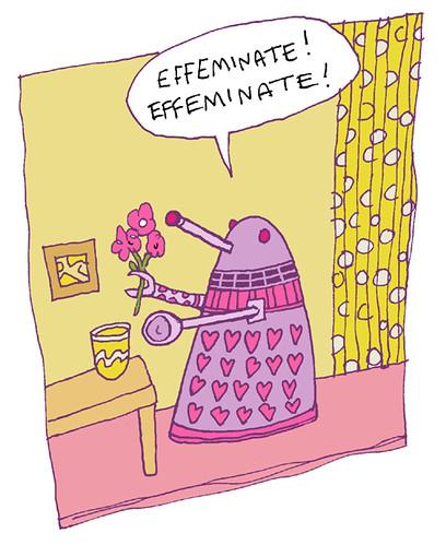Gay Dalek