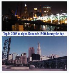 Comparison Photo 1990 to 2006