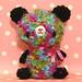 Amigurumi Bear- Dazzling Jelly Bean Sparkle