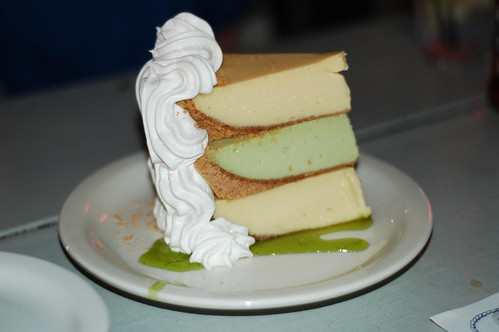 Flounder's Key Lime Pie