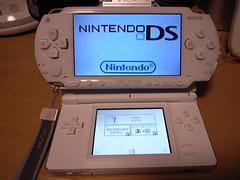 PSP-DS (digitalbear) Tags: psp sony nintendo nintendods aprilfool aprilfoolsday nintendodslite