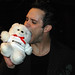John Cooper of Skillet takes a bite out of the Bear - 2006