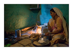 an indian kitchen.. (Evren Sahin) Tags: kitchen indian outcaste bagh moti untouchables dalits