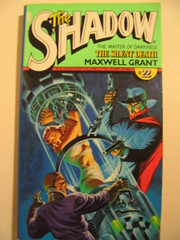 shadow22 (Always_be_closing) Tags: fiction book chains 2006 guns covers deathtrap v700 jimsteranko pulphero waltergibson theshadownovels