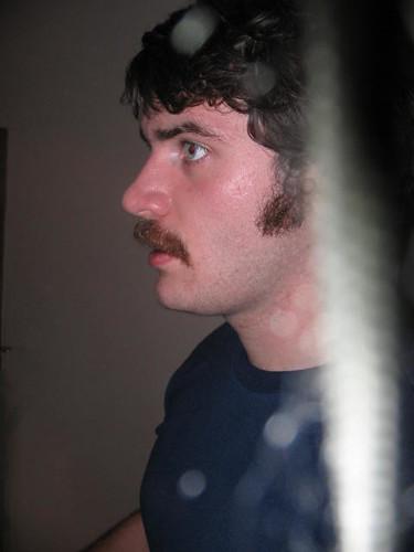 Ben's Moustache