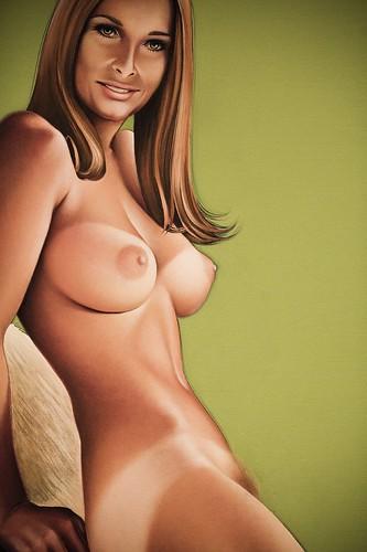 Mel Ramos Nude