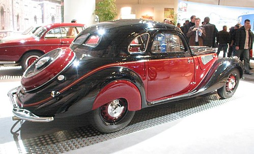 all info: 1937 Bmw 327 Coupe
