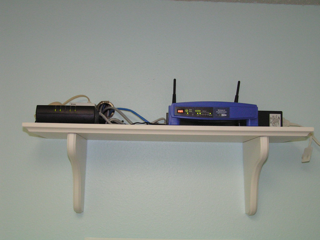 Modem & Wireless Router