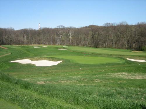 Oakmont Country Club, Hole 13