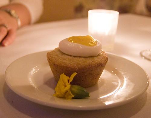"""Dessert: """"Sour Cream Cake"""""""