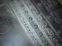 Door of Hagia Sophia (birdfarm) Tags: church turkey türkiye istanbul İstanbul hagiasophia byzantine justinian byzantium ayasofya byzantinechurch byzantineempire