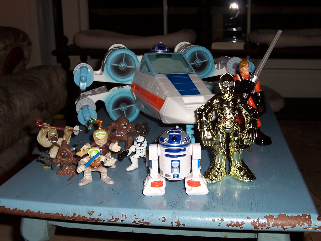 Star Wars - Hasbro Toys