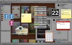 Dashboard MacBook Pro (geishaboy500) Tags: cookbook shot faces saturday screen gmail com wagamama making geishaboy500 desktopexposecomputermacbookprosoftware