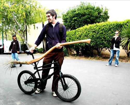 Bike Like A Witch