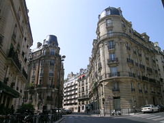 Rue La Fontaine - Rue des Perchamps - Paris (France) (Meteorry) Tags: street paris france architecture corner coin europe artnouveau rue fontaine auteuil belleepoque bellepoque meteorry ruelafontaine ruedesperchamps perchamps