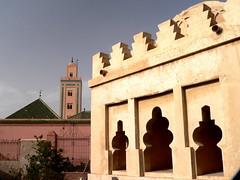 Ali ben Youssef Medersa, Marrakech (chrisflyer) Tags: africa landscape fz20 ben muslim islam mosque ali morocco berber maroc moorish marrakech medina marrakesh moor marruecos islamic chrisflyer youssef medersa morokko