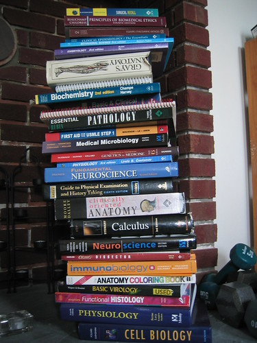 Textbooks (from Flickr)