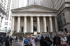 Federal Hall National Memorial by StarrGazr, on Flickr