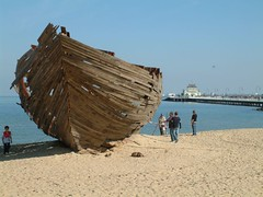 Art Installation - St Kilda Foreshore