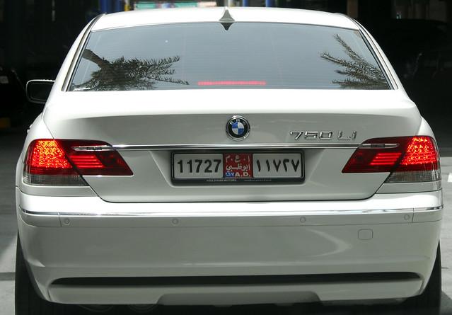 new li 7 bmw series brand 750