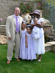 Family Photo - Easter 2006 - by Mwesigwa