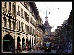 On the Other Side of Der Zeitglockenturm (The Clock Tower in Bern, Switzerland) 작성자 mambo1935