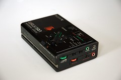 sony wm-d3 professional (rhodes) Tags: walkman sony professional motionblur vignetting cassette d3 craftmanship bercool