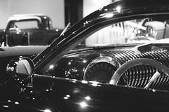 cadzilla (PortugePunk) Tags: cars wheel museum mirror interior cadillac zztop petersen cadzilla guagues