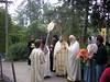 Monks, Hieromonks, an Archpriest and the Faithful at the Monastery (Olympiada) Tags: hieromonk monasteryofsaintjohnofshanghaiandsanfrancisco brightsaturday