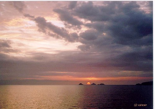 Pôr-do-sol no Arpoador Sunset - Gateway - Portal Rio de Janeiro Brasil Brazil