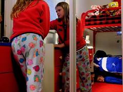 hide & seek (nj dodge) Tags: colors kids floors closet fun doors beds listeningto nj mirrors utata nosmoke hideseek itsgreg coldplayrushofbloodtothehead inexpensivemodels