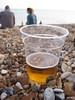 IMG_5557 (Scotticus_) Tags: ocean uk sea england beach beer evening warm brighton europe dusk 2006 pebbles seafront pint eastsussex