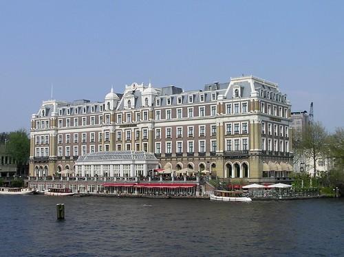 Amstel Hotel por dutchamsterdam.nl.
