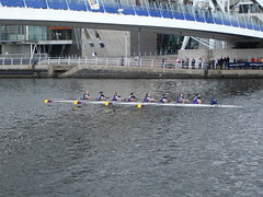 dsc03488 (pavelrybin) Tags: salfordquays rowing eight riverirwell manchestershipcanal sweepoar mubc twocitiesboatrace