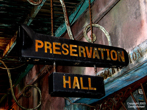 Preservation Hall - Live Music - 726 St Peter St, New Orleans, LA, 70116, US