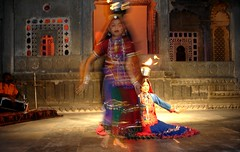 Indian dancers (CLS2005) Tags: india dancers indian dancer inde danceur danceuse udapur