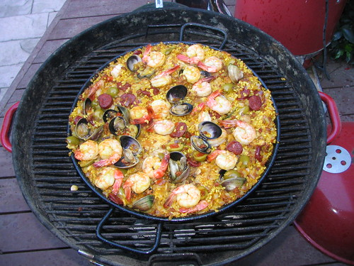 paella for 8