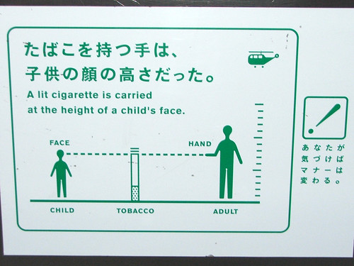 Japanese sign.