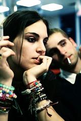 . (myrtillerose) Tags: portrait people face dark cigarette hemp canoneos5d facesofportraits