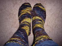 Interlacements yarn sox