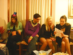 Che cosciodromo. (sara | b.) Tags: b friends party love home sara madonna devotion festa compleanno homesweethome expressyourself elenasbirthday blondeambition april2006 wherestheparty theonlythingicandependonismyfamily
