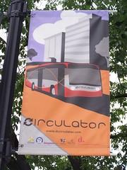 Downtown Circulator banner