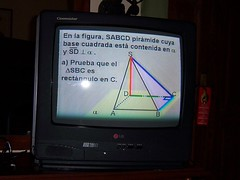 Math on the TV