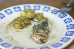 20060514017 (Indrani Soemardjan) Tags: food home singapore 2006 filipino balut hangjebat 2006q2